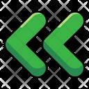 Rewind Arrow Icon