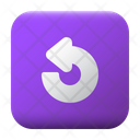Rewind Backward Ui Button Icon