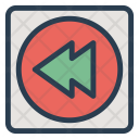 Rewind button Icon