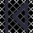 Rewind Button Icon