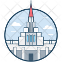 Rexburg Idaho Temple Icon