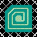 Rfid tag Icon