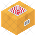 Rfid Tag Box Icon