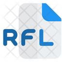 Rfl File Audio File Audio Format Icon