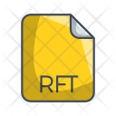 Rft Document File Icon
