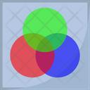 Rgb Color Design Icon