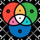 Color Mode Rgb Icon
