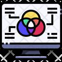 Rgb Color Scheme Rgb Icon