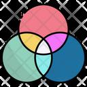 Rgb Design Color Icon