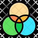 Rgb Color Color Combination Color Icon