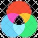 Rgb Color Color Color Editing Icon