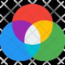 Rgb Color Model Icon