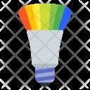 Rgb lamp Icon