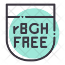 Rgbh Hormone Free Icon