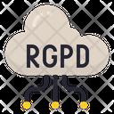 RGPD Cloud Icon