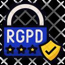 Rgpd Eu Data Icon