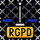 Rgpd Eu Justice Icon
