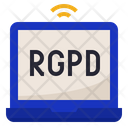 Rgpd Privacy Regulations Icon