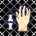 Arthritis Pathology Disease Icon
