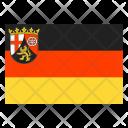 Rhineland Palatinate Icon