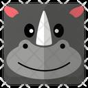 Rhino Head Icon