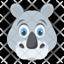 Rhinoceros Animal Rhino Icon