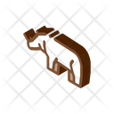 Rhinoceros Wild Zoo Icon
