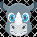 Rhinoceros Icon