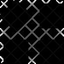 Rhombuses Icon