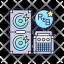 Rhythm And Blues Icon