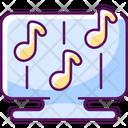 Rhythm Play Music Icon