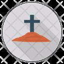 Rib Grave Dead Icon