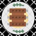 Rib Meat Bone Icon