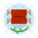 Rib Pork Food Steak Icon