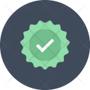 Ribbon Offer Discound Icon