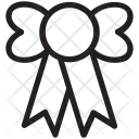 Ribbon Bow Bowtie Icon