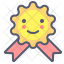 Award Emblem Achievement Icon
