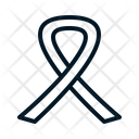 Ribbon Awareness Badge Icon