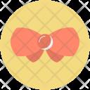 Ribbon Tie Bowtie Icon