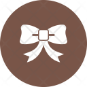 Ribbon Celebration Christmas Icon