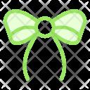 Ribbbon Bow Decoration Icon