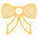 Ribbon Bow Decoration Icon