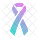 Ribbon Charity Solidarity Icon