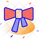 Ribbon Knot Bow Icon