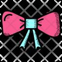 Christmas Ribbon Bowtue Icon
