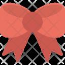 Ribbon Bow Knot Icon