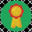 Ribbon Award Medal Icon