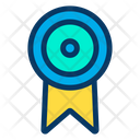 Award Certify Medal Icon