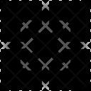 Ribbon Bow Heart Icon