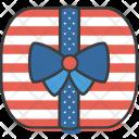 Ribbon Celebrate American Icon